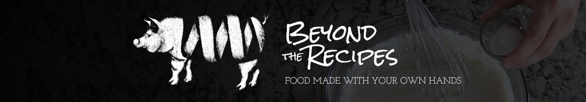 Beyond The Recipes
