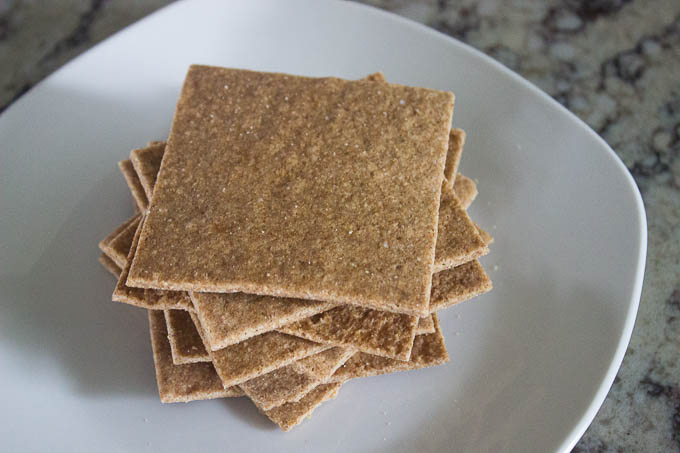 Store the cooled crackers, tightly wrapped, at room temperature. They'll stay good for several weeks...IF they last that long... What goes better with graham crackers than Marshmallows!
